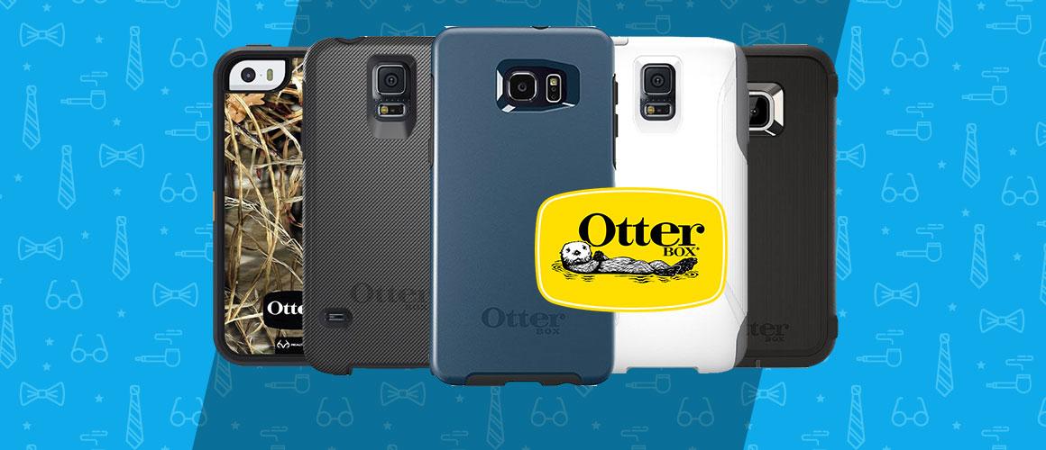 Cadeautip voor Vaderdag: OtterBox hoesjes met 20% korting