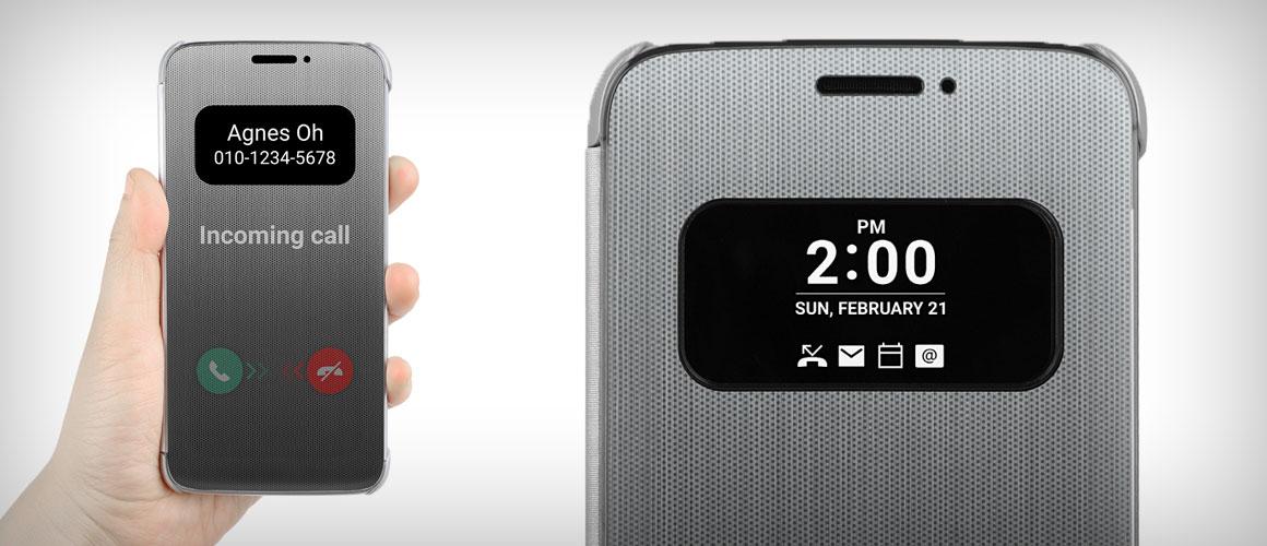LG Quick Cover verschijnt voor de komende LG G5
