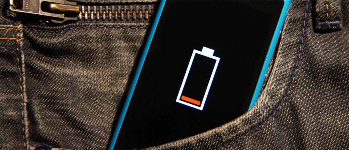 Accu van de telefoon snel leeg? Zo verleng je de accuduur van je telefoon!