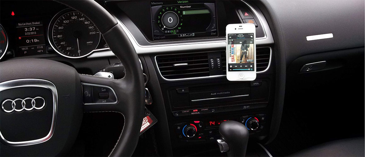 audi mmi ami bluetooth muziek met iphone spotify. Black Bedroom Furniture Sets. Home Design Ideas