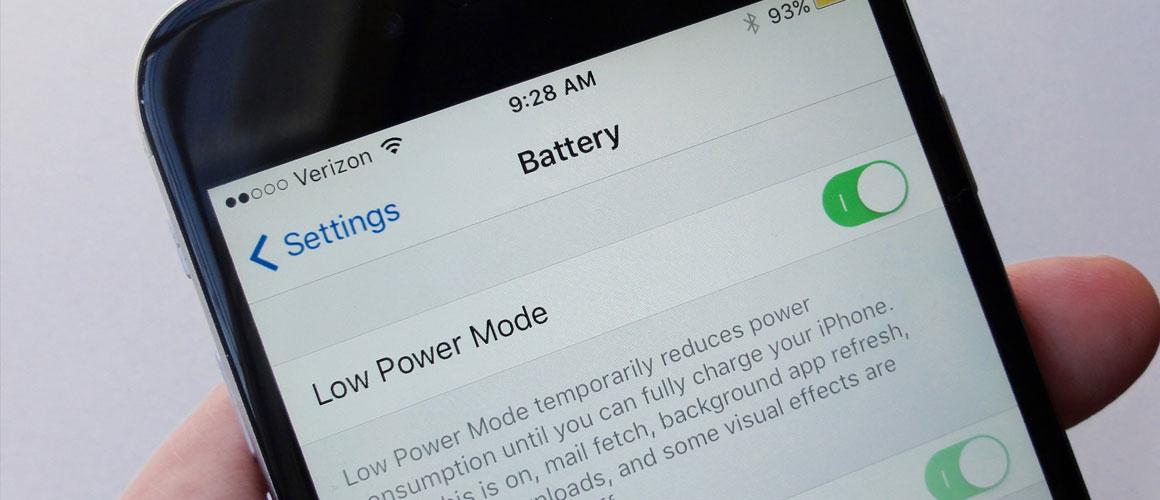 iPhone batterij snel leeg? Vind hier verbetertips