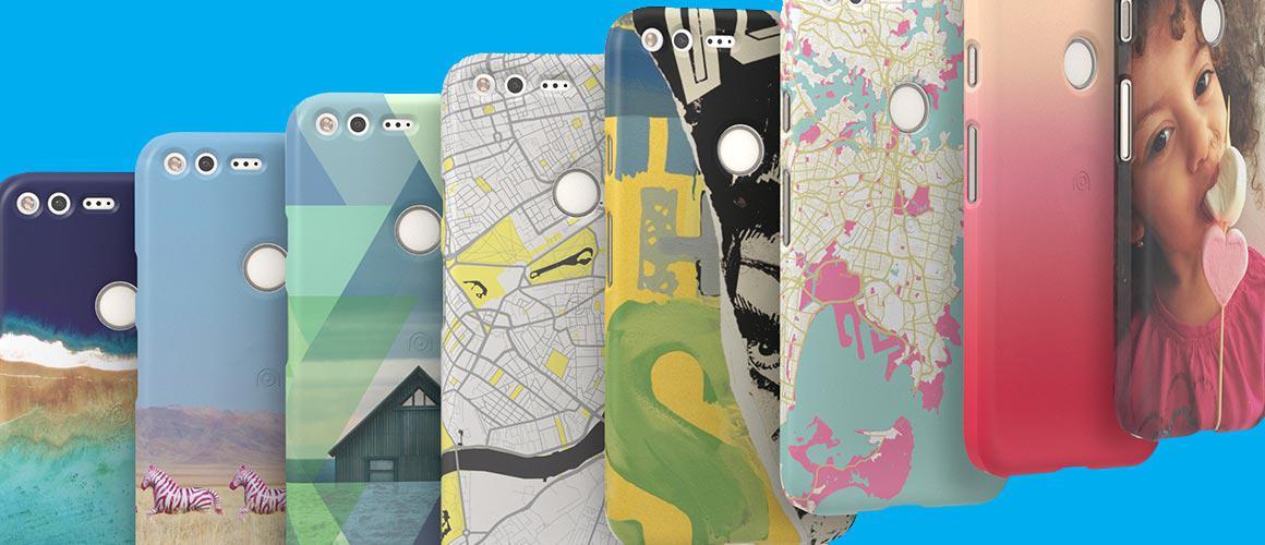 De beste Google Pixel hoesjes, nu in Nederland te kopen