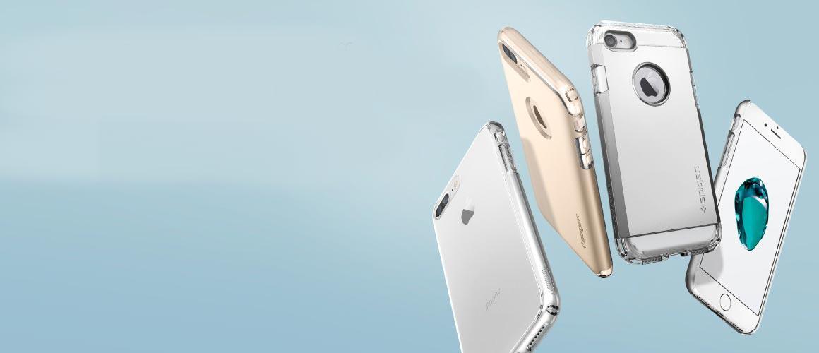 De dunste iPhone 7 hoesjes uitgelicht!