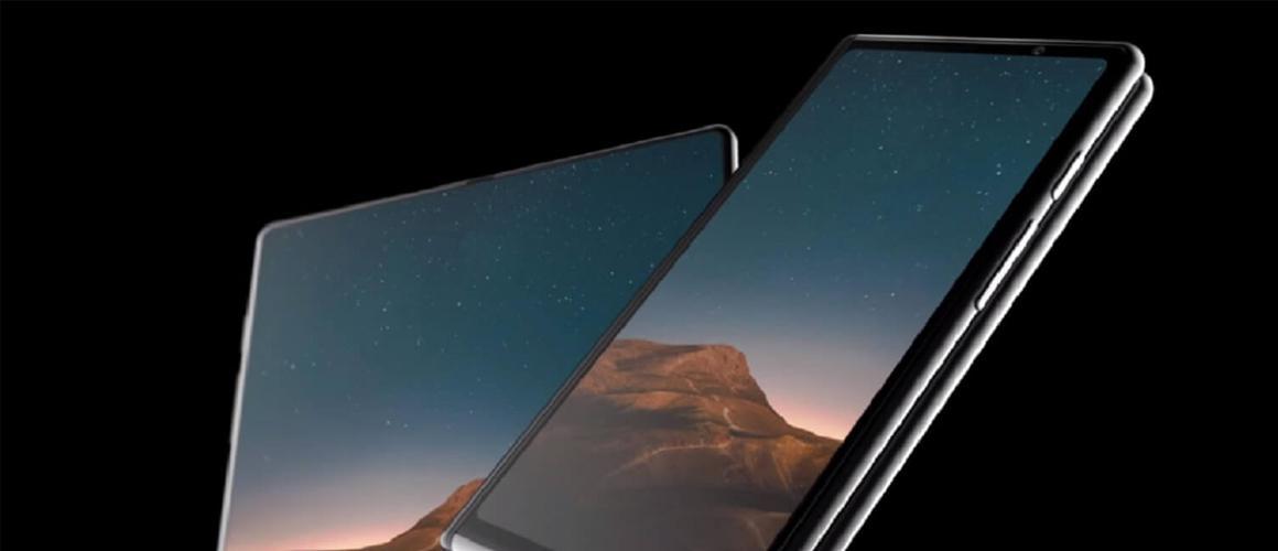 De mooiste vouwbare telefoon is van Xiaomi