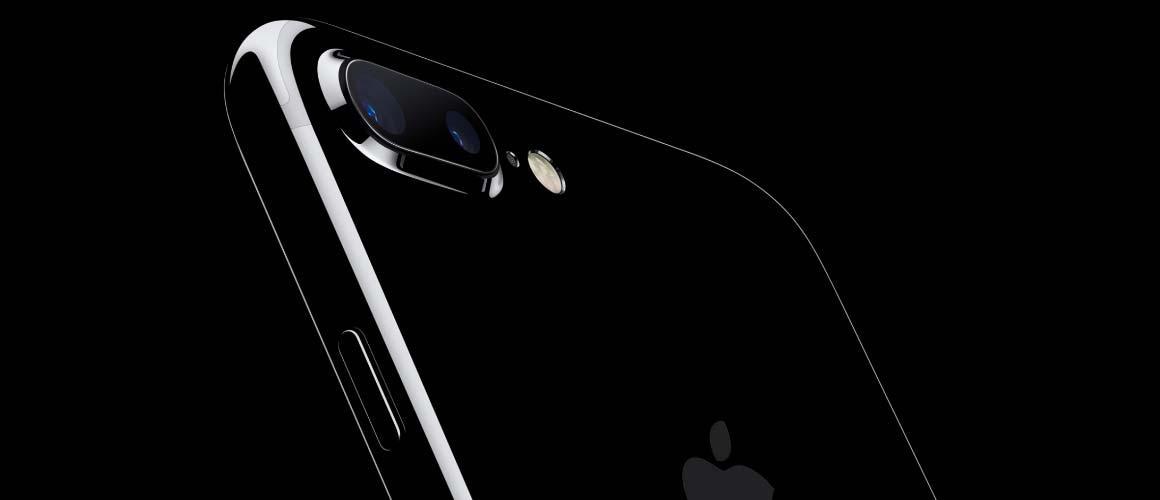 De nieuwe iPhone 7