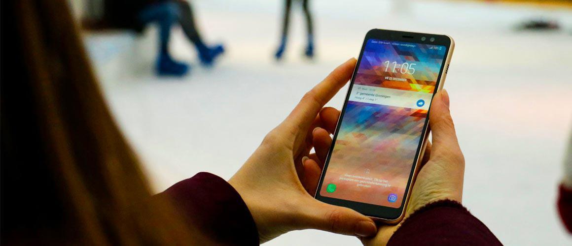 De nieuwe Samsung Galaxy A8 2018, iets voor jou?