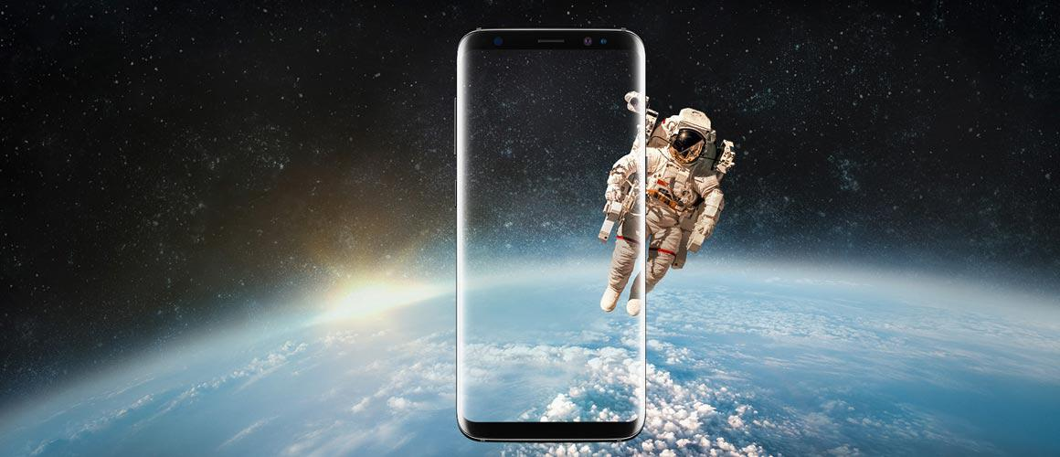 De Samsung Galaxy S8 is nu eindelijk officieel aangekondigd