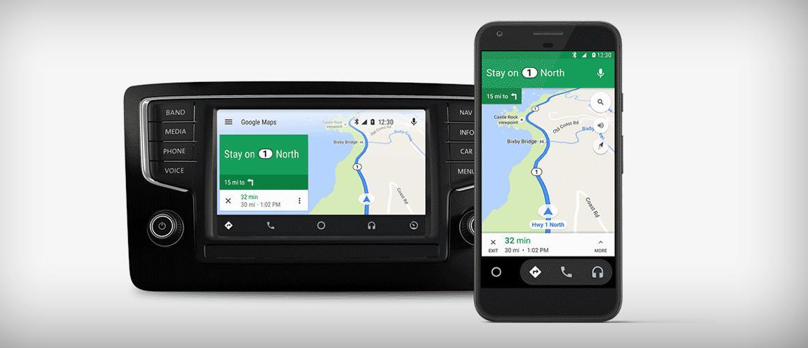 Geen nieuwe auto kopen om Android Auto te kunnen gebruiken!