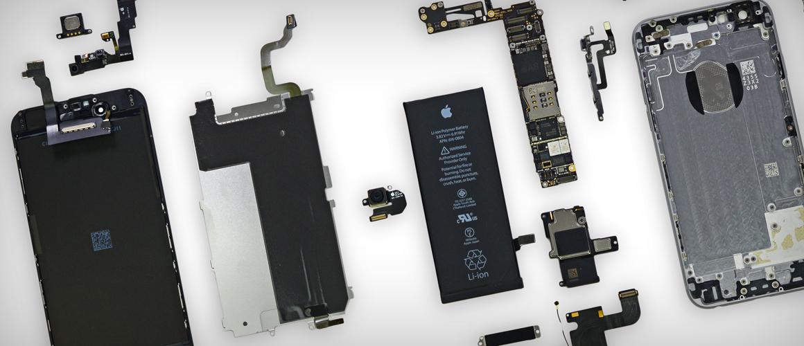 Hoe vervang je een iPhone 6 batterij?