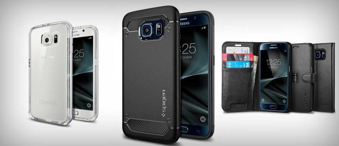 Hoesjes Samsung Galaxy S7 Nu Verkrijgbaar!