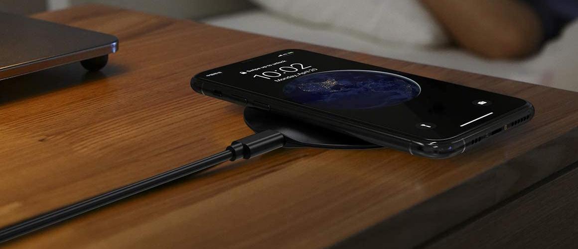 Ondersteunt je telefoon geen draadloos opladen? Dit is de oplossing!