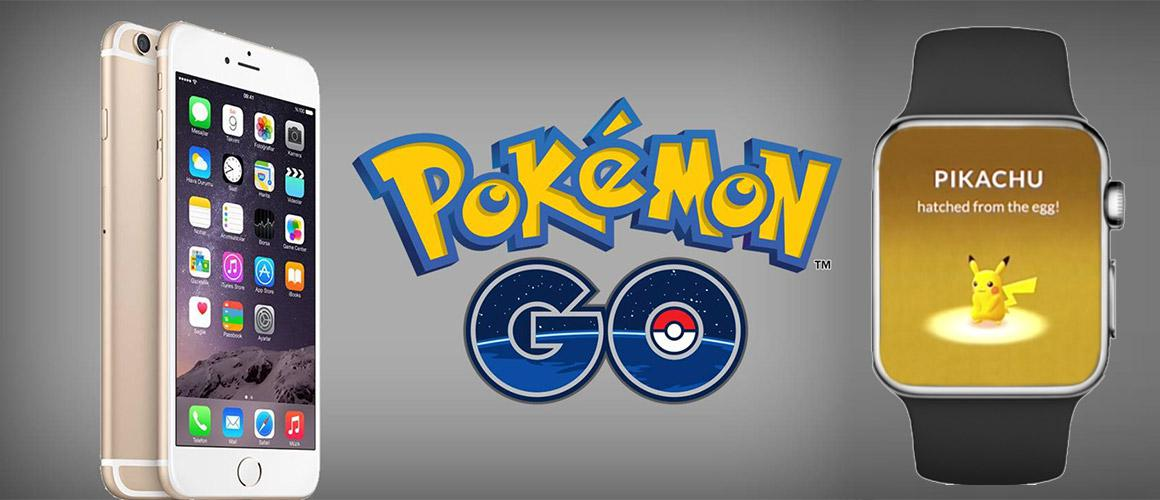 Pokemon Go Apple Watch release datum
