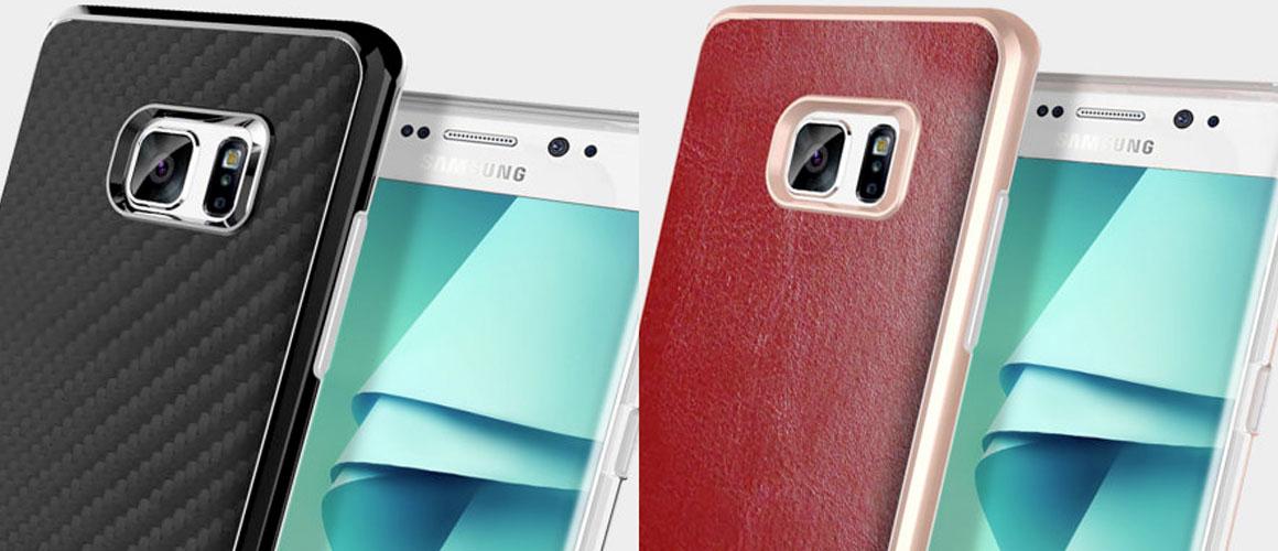 Eerste Samsung Galaxy Note 7 hoesjes zijn te bestellen in Nederland