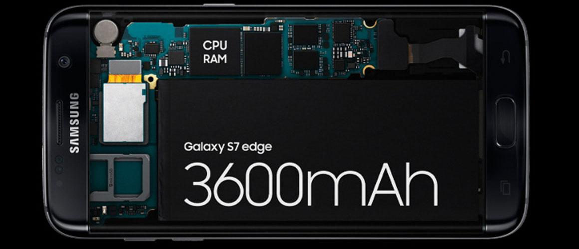 Samsung Galaxy S7 Edge Batterij snel leeg? Lees hoe je je Samsung Galaxy S7 Edge Batterij moet vervangen!