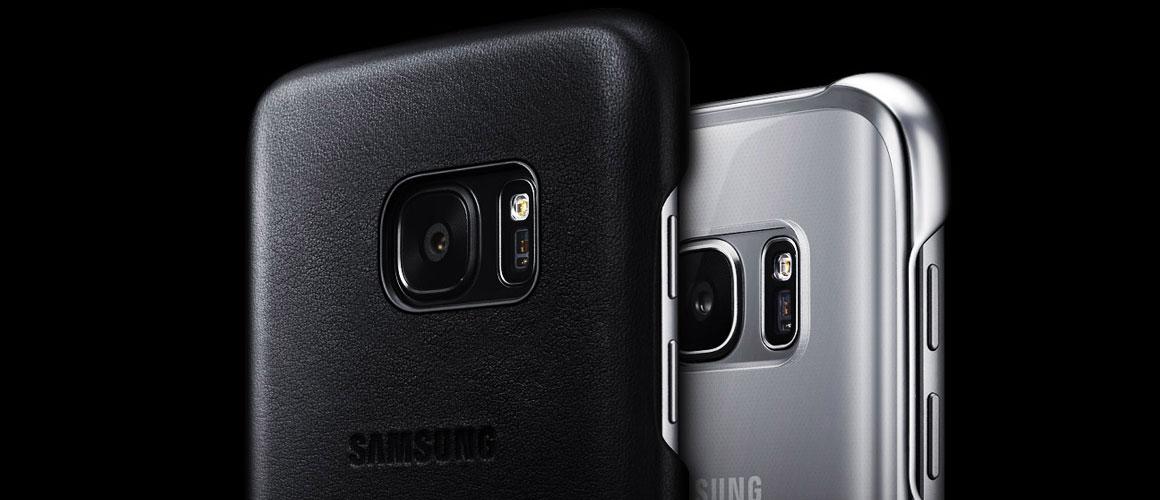 Originele Galaxy S7 Cases en Accessoires