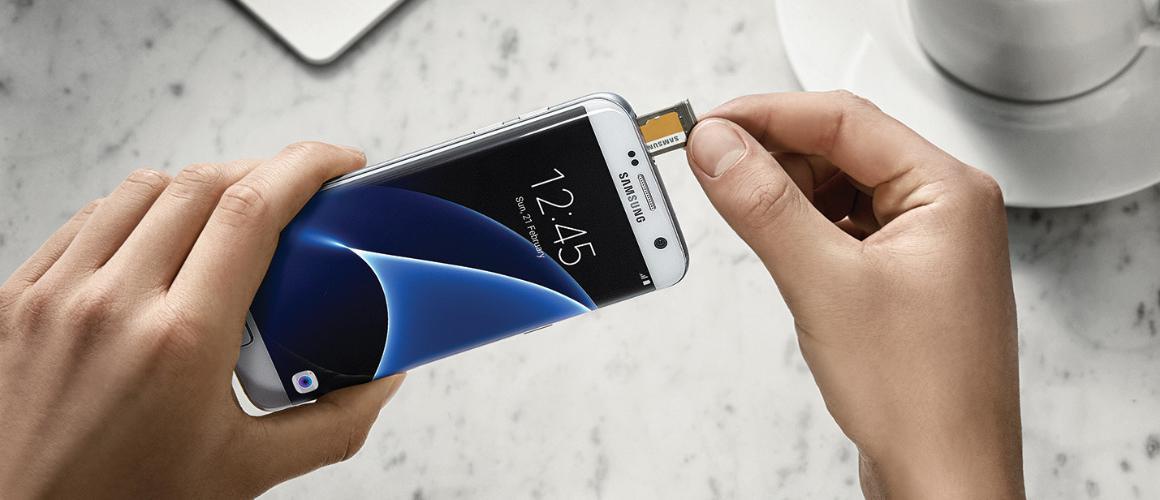 Samsung Galaxy S8 waarschijnlijk uitgesteld tot april
