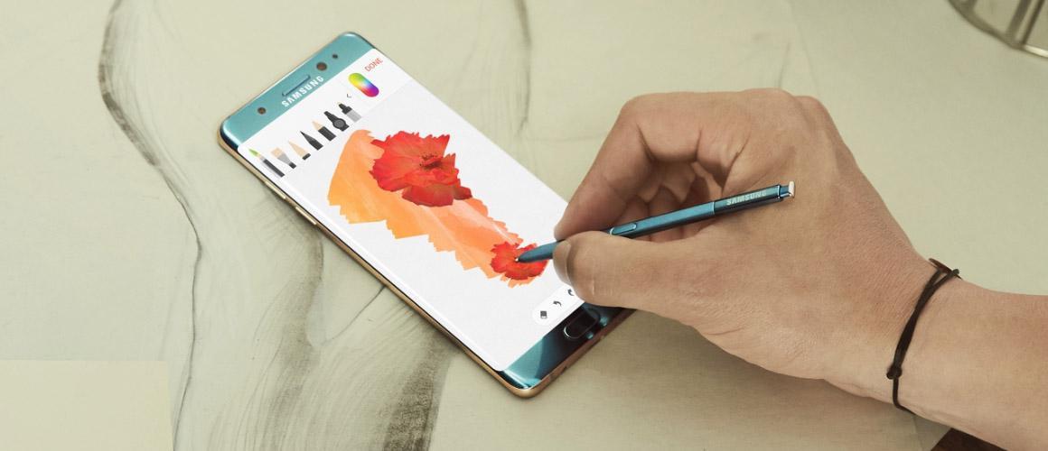 Samsung laat nog dit jaar weten waarom de explosieve Note 7 in vlammen op ging