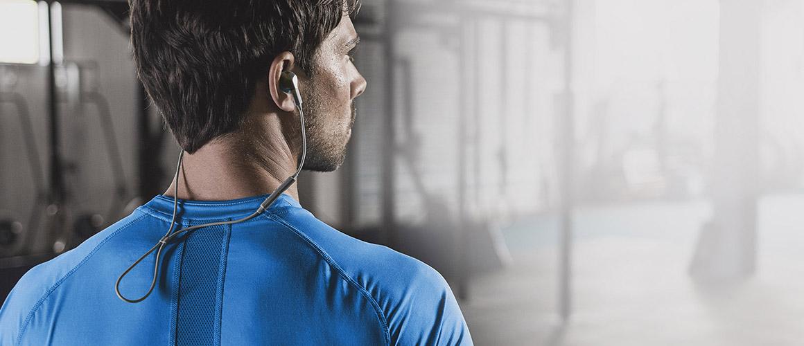 Beste sport headset voor bij het hardlopen