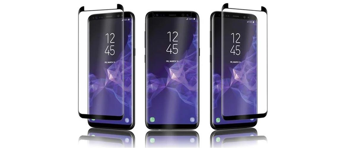 Reviews: Wat is een goede Samsung Galaxy S9 Plus screenprotector?