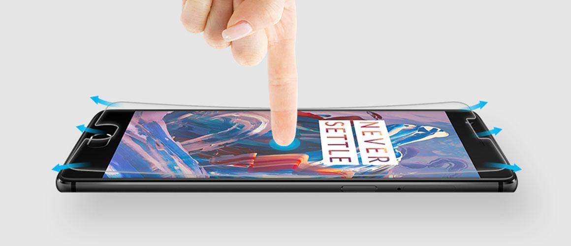 Zo kun je het beste een screen protector aanbrengen