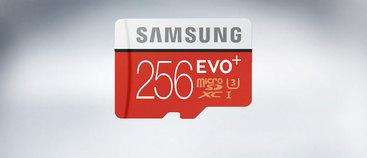 Samsung lanceert MicroSD-kaart met 256GB opslag