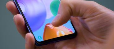 Zo pas je de aanraakgevoeligheid van je telefoon scherm aan!