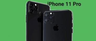 Alles over de nieuwe iPhone 11 Pro
