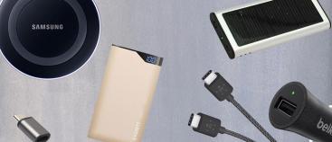 Alles over telefoon opladers, snelladers en QI laders