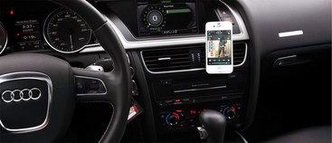 Audi MMI/AMI Bluetooth muziek met iPhone (Spotify)