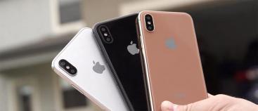 De beste hoesjes voor de iPhone X
