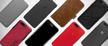 De beste OnePlus 5 hoesjes die beschikbaar zijn