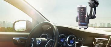 De beste universele telefoonhouders voor in de auto
