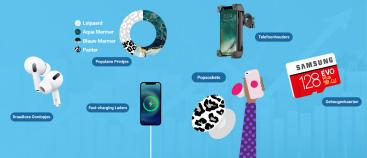 De telefoonaccessoires trends van 2020, bekijk ze hier!