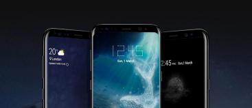 Eerste glimp van de Samsung Galaxy S9