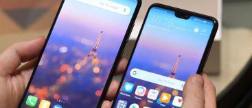 Huawei P20 en P20 Pro presentatie in drie minuten