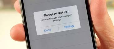 16GB iPhone Survival Tips, Zo maak je opslagruimte vrij