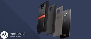 Originele Motorola Moto Z Hoesjes - Moto Mods