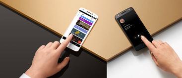 De beschikbaarheid van de Motorola Moto Z in Nederland