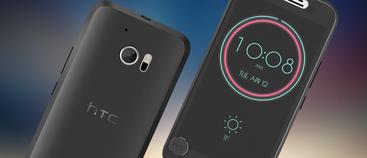 Dit is de originele Ice View hoes voor de nieuwe HTC 10