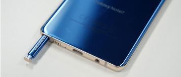 Samsung Galaxy Note 7 verkoop wordt gestopt door gevaarlijke accu's