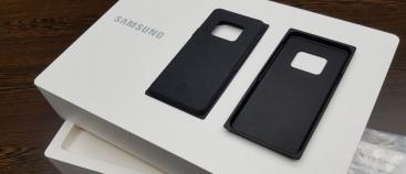 Samsung vervangt plastic verpakkingen door duurzame materialen