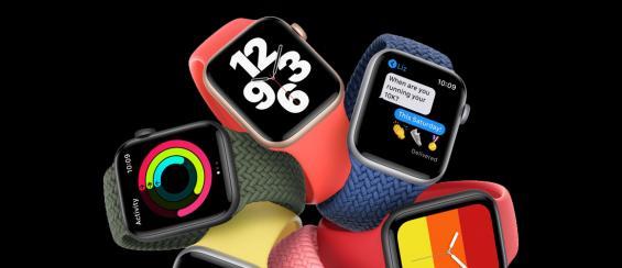Alles over de nieuwe Apple Watch Series 6 en Apple Watch SE!