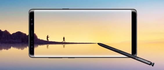 Bekijk de Galaxy Note 8 presentatie in 8 minuten