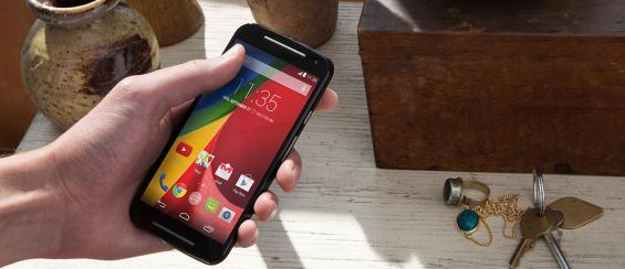 Beste Motorola Moto G5 hoesjes