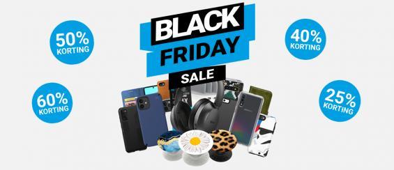 Black Friday Deals bij GSMpunt in één overzicht