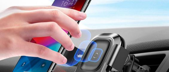 De beste autohouders met wireless charging in 2019