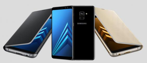 De beste Galaxy A8 2018 hoesjes