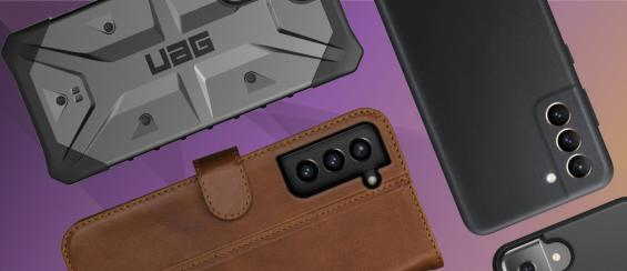 De beste Samsung Galaxy S21 hoesjes op een rij
