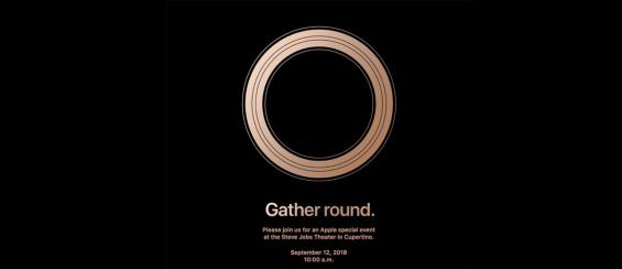 De live presentatie van de nieuwe Apple iPhone