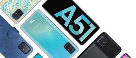 De vijf beste Samsung Galaxy A51 hoesjes op een rijtje